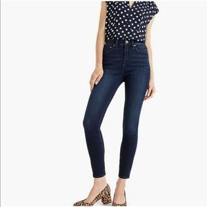 J. Crew Lookout High Rise Skinny Jeans Sz 30